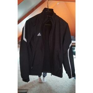 Adidas track/player jacket